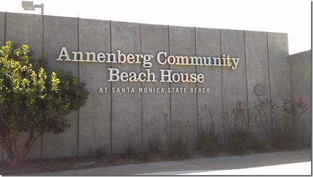 Annenberg Community Beach House in Santa Monica