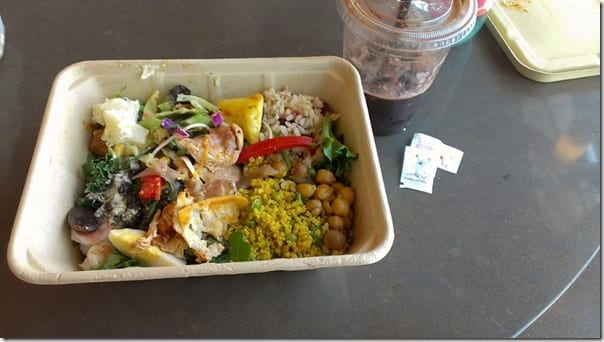 whole foods hot bar