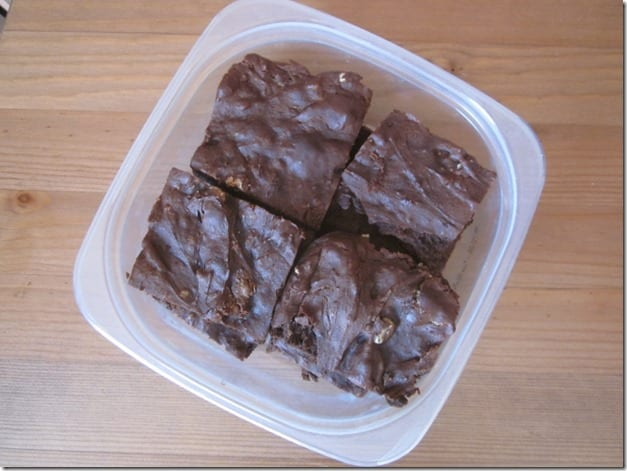 healthy protein brownies recipe