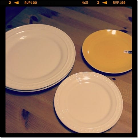 plates for food blogger