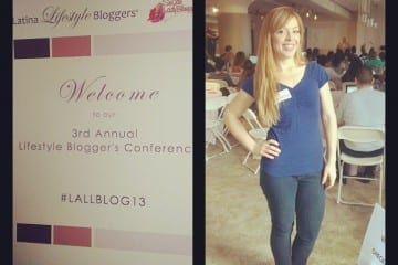 Silent Saturday–Latina Bloggers Conference and Run
