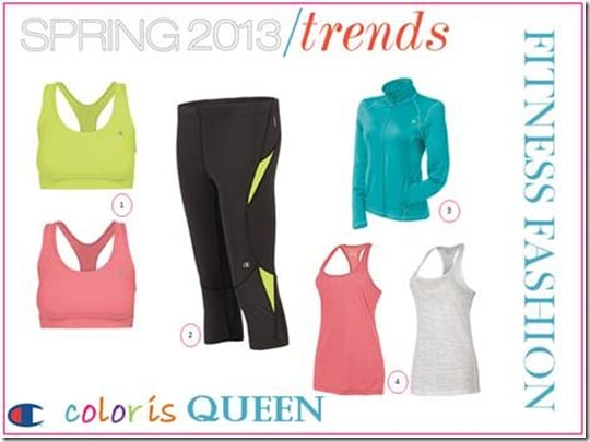 champion workout gear for spring thumb Motivation Monday– Run Happy Is