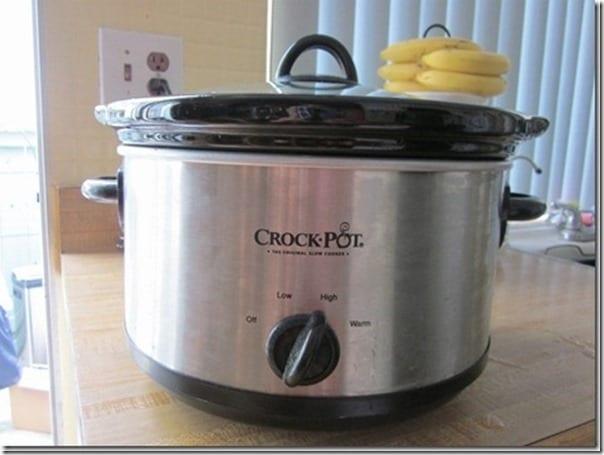 crockpot for salsa chicken