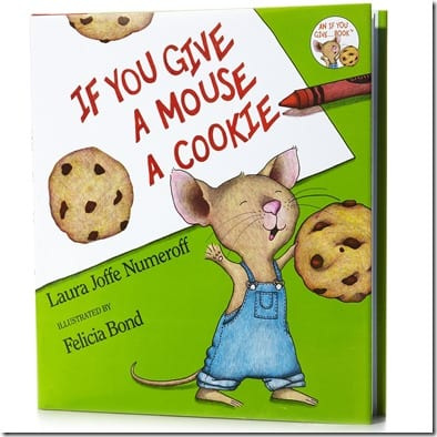 if you give a mouse a cookie thumb Protein Brownies Recipe