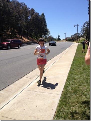 monica running