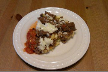 Mexican Recipe–Tamale Pie