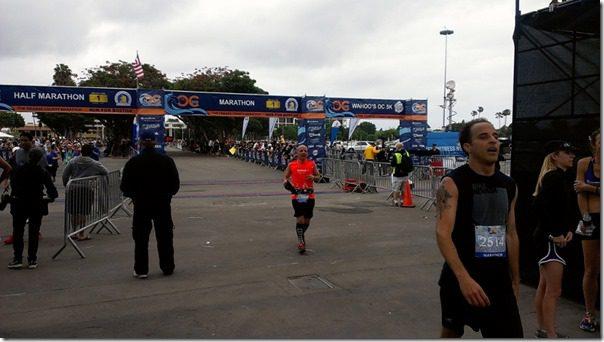 OC marathon results with skinnyrunner