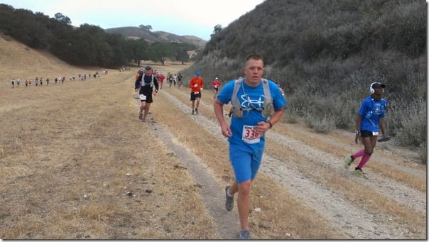 born to run 50k ultra marathon