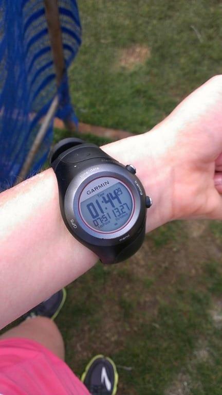 run 13 miles