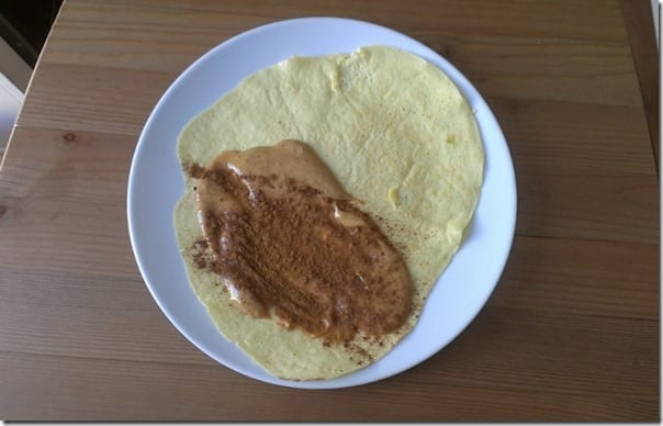 Stuffed Protein Crepes