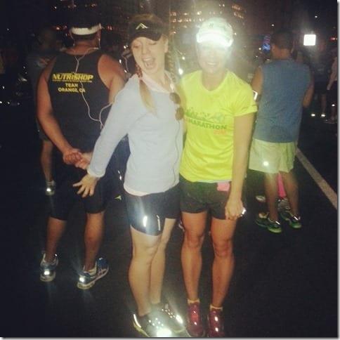 OC marathon with skinnyrunner blog