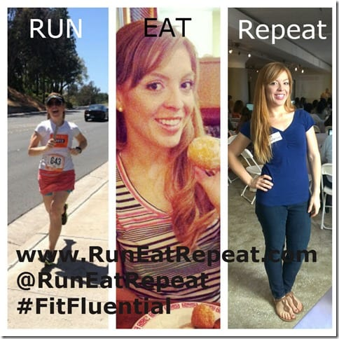 Run Eat Repeat picture  thumb FitnessGlo Giveaway