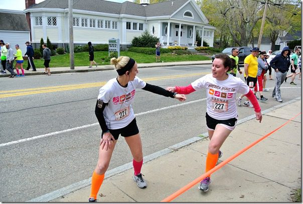 america runs on ragnar team thumb Local Half Marathon and Sole Runners Starts