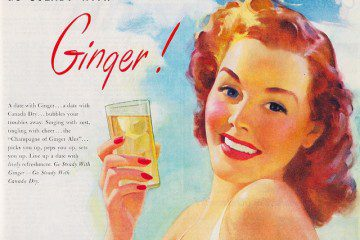 Just the Tip: Ginger always Ginger