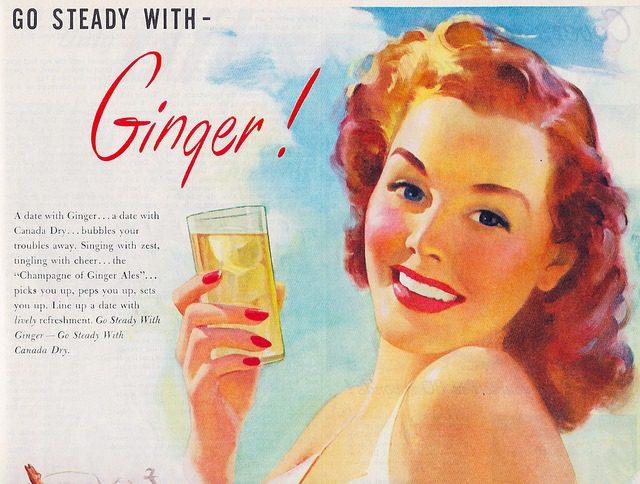 Just the Tip: Ginger always Ginger
