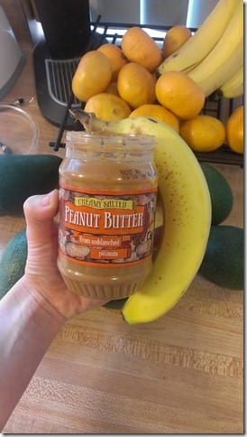peanut butter and banana breakfast (450x800)