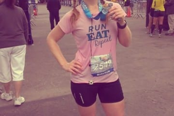 Training for a Marathon–How to Pace Yourself foo