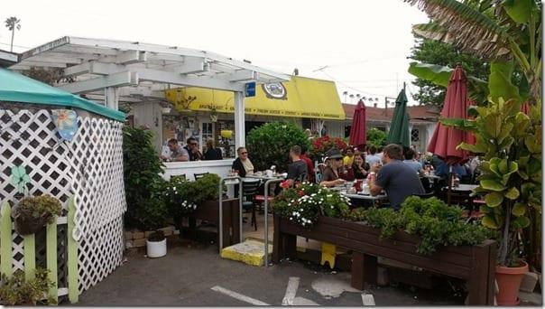 Swami's Café in Oceanside.