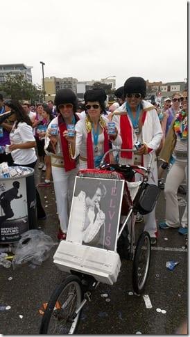 chocolate milk refuel with Elvis Runners