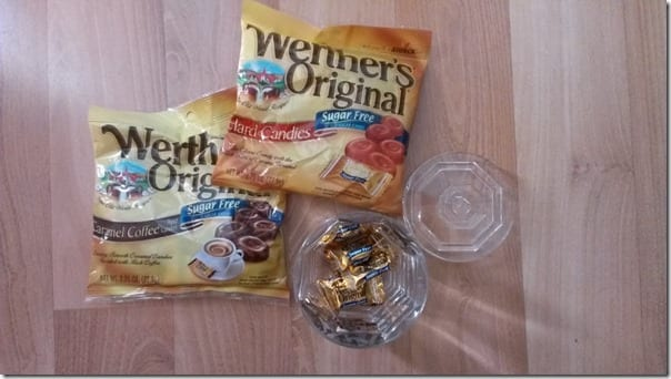 sugar free werthers