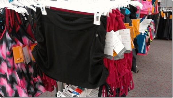 women's exercise clothes
