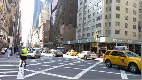 new york city around central park