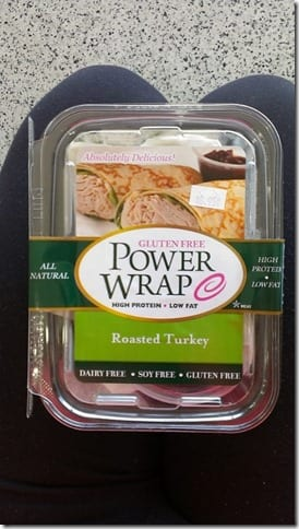 gluten free power wrap