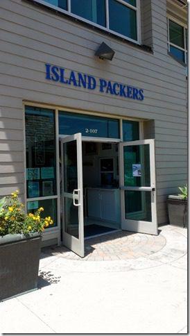 island packers trip