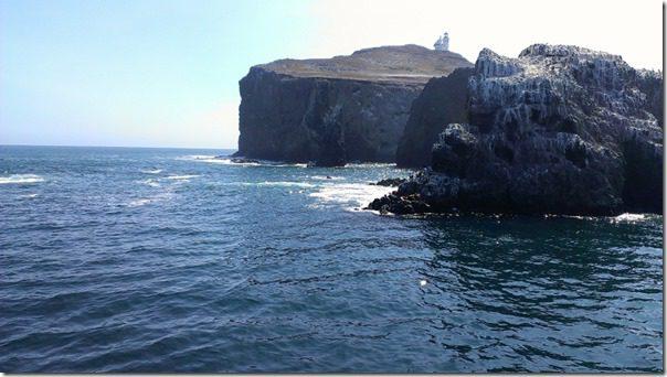Anacapa Island channel island