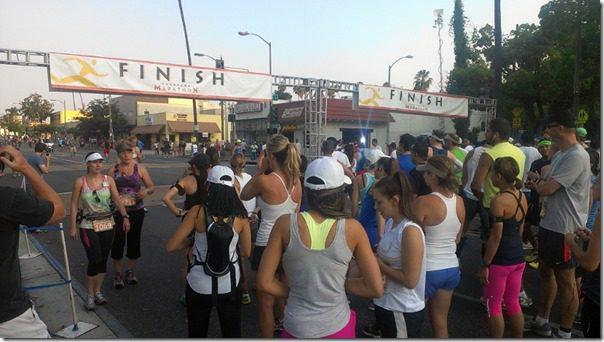 pasadena half marathon start