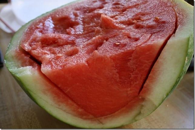 paleo watermelon cupcakes