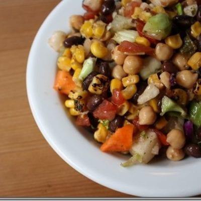 Confetti Salad Recipe – Black Bean and Corn