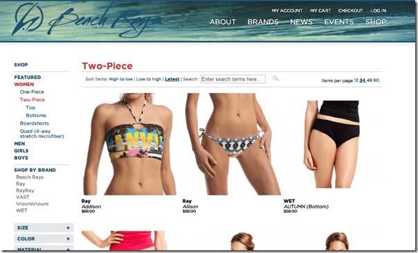 image thumb27 Beach Rays Bathing Suit Giveaway
