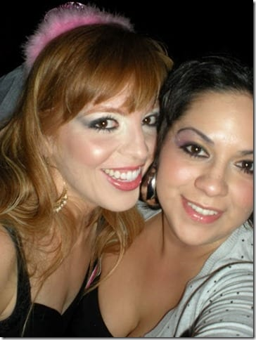 las vegas too much makeup