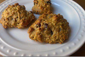 Skinny Oatmeal Cookie Recipe