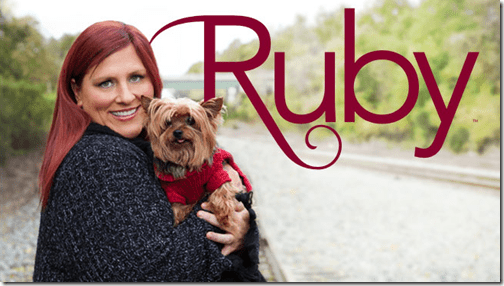 ruby and her weight loss challenge