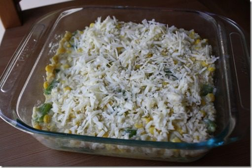 healthy mexican recipe for green chili casserole