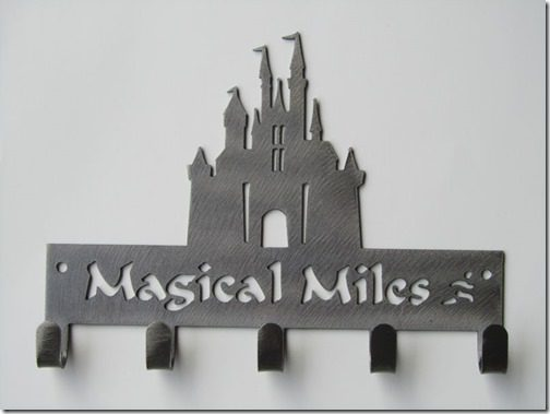 magical miles race hanger