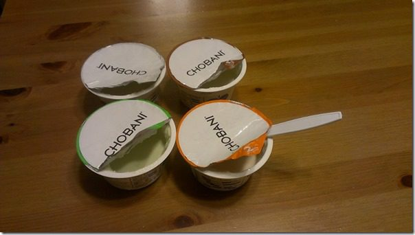 new chobani yogurt flavors