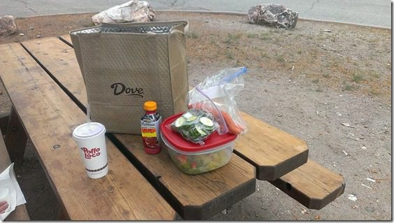 picnic lunch in big bear