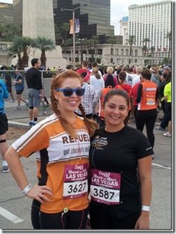 run for something better in las vegas thumb Marathon Training and Half Marathon Training