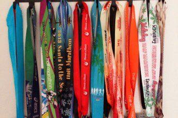 SportHooks Giveaway–Race Medal Hanger