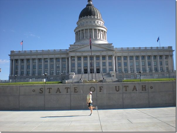running in salt lake city
