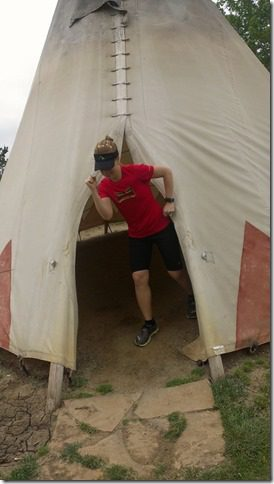 running out of teepee 450x800 thumb Healthy Business Travel–Outdoors Part II