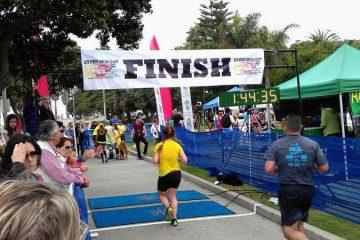 Shoreline Half Marathon Race Recap