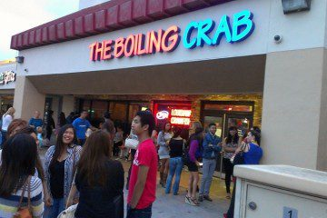 The Boiling Crab in Garden Grove