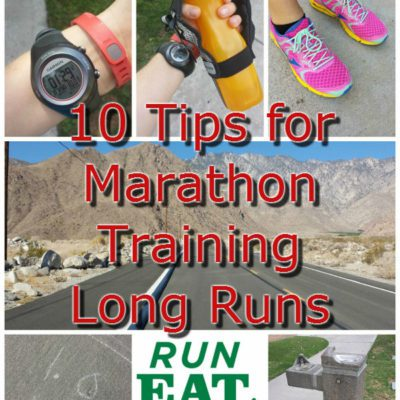 10 Tips to Survive Your Long Run