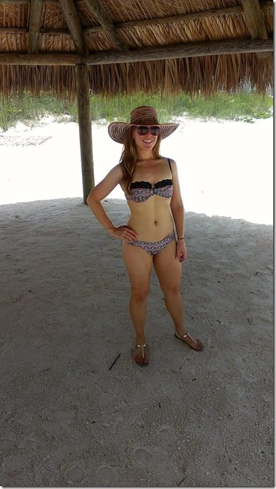 bikini body tips last minute