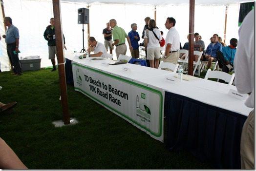 beach to beacon press conference 2