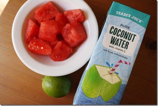 watermelon workout drink